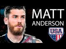 Matthew Anderson in World League 2016