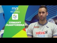 Interview with Osmany Juantorena