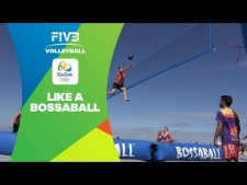 This is Bossaball