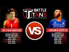 Matthew Anderson vs Earvin N'Gapeth