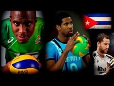 TOP 10 best volleyball players, expelled from Cuba
