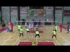 Kioene Padova - Sol Lucernari Montecchio (Highlights)