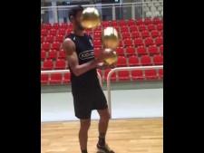 Michele Fedrizzi... volley circus!