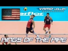 USA pipes in World League 2016