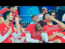Funny volleyball moments