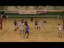 James Shaw nice action (Padova - Monza)