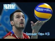 Alexsander Volkov in The Olympics 2016