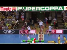 Long rally (Modena Volley - Trentino Volley)