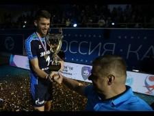 Zenit Kazan - Dynamo Moscow (Highlights, 2nd movie)