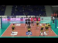 Skra Bełchatów - Berlin Volleys (Highlighta)