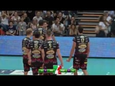 LPR Piacenza - Sir Safety Perugia (Highlights)
