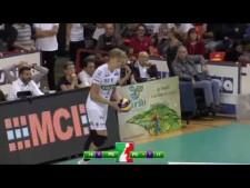 Marko Podraščanin 3rd meter spikes
