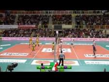 Revivre Milano - Modena Volley (Highlights)