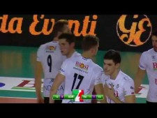 Biosì Indexa Sora - Trentino Volley (Highlights)