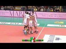 Todor Skrimov amazing spike (Milano - Modena)