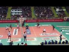 Simone Anzani huge block (Verona - Molfetta)