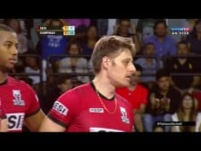 Murilo Endres strong spike (Sesi - Campinas)