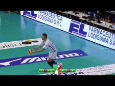 Top Volley Latina - Lube Banca Macerata (Highlights)