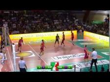 Ivan Zaytsev technical spike (Sora - Perugia)