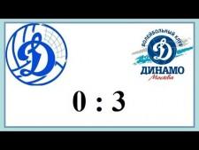 Dynamo LO - Dynamo Moscow (Highlights)