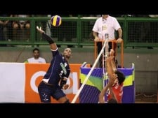 TOP 10 | 2nd meter Spike | Crazy Volleyball