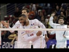 Earvin N'Gapeth: Crazy & Unbelievable Volleyball Sets 2016 |
