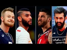 Top 10 Bearded Volleyballers