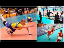 Top Best Unbelievable Volleyball Saves (Digs) [HD]