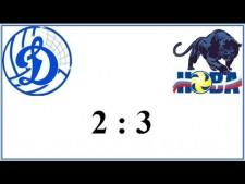 Dynamo LO - Nova Novokuybyshevsk (Highlights)