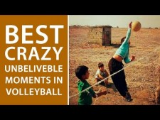 Best | Crazy | Unbeliveble | Moments in Volleyball