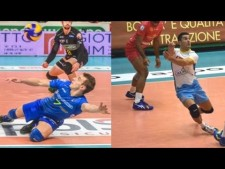 Fabio Balaso and Davide Marra great defences