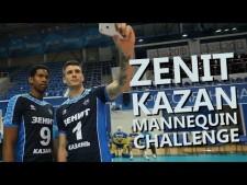 Zenit Kazan Mannequin Challenge
