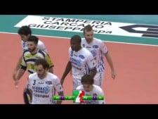 Top Volley Latina - Kioene Padova (Highlights)