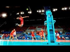 Volleyball Quick Spikes (2nd movie)