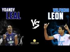 Joandry Leal & Wilfredo Leon