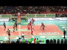 Kioene Padova - LPR Piacenza (Highlights)