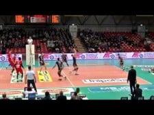 Trevor Clevenot technical spike (Piacenza - Ravenna)