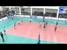 Dmitriy Muserskiy in match Krasnoyarsk - Belgorod