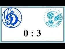 Dynamo-LO - Zenit Kazan (Highlights)