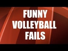 Funny volleyball fails of pro players