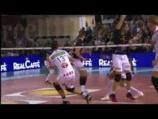 Fabio Balaso nice dig (Sora - Padova)