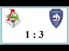 Lokomotiv Novosibirsk - Dynamo Moscow (Highlights)