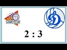 Yugra-Samotlor Nizhnevartovsk - Dynamo-LO (Highlights)