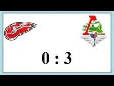 Fakel Novy Urengoy - Lokomotiv Novosibirsk (Highlights)