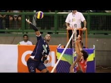Top 10 Volleyball Attacks by Leal