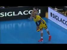 Earvin N'Gapeth show in match Modena - Macerata