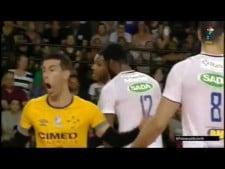 Joandry Leal 2nd meter spike (Sesi - Cruzeiro)