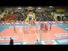 Vibo Valentia - Trentino Volley (Highlights)