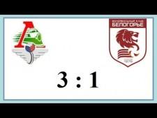 Lokomotiv Novosibirsk - Belogorie Belgorod (Highlights)