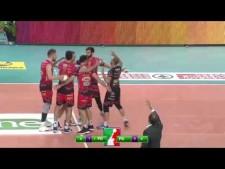 Kioene Padova - Sir Safety Perugia (Highlights)